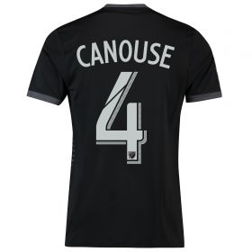 DC United Home Shirt 2018 with Canouse 4 printing
