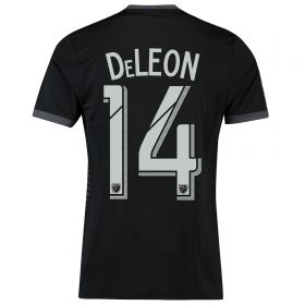 DC United Home Shirt 2018 with DeLeon 14 printing