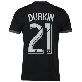 DC United Home Shirt 2018 with Durkin 21 printing
