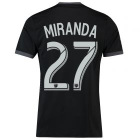 DC United Home Shirt 2018 with Miranda 27 printing