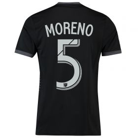 DC United Home Shirt 2018 with Moreno 5 printing