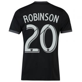DC United Home Shirt 2018 with Robinson 20 printing