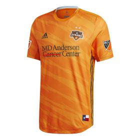 Houston Dynamo Primary Authentic Shirt 2019