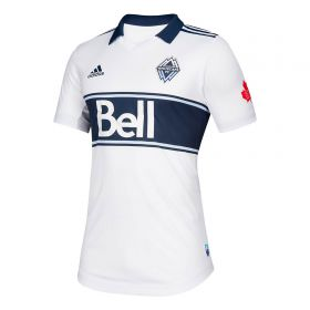 Vancouver Whitecaps Primary Authentic Shirt 2019