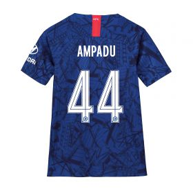 Chelsea Home Cup Stadium Shirt 2019-20 - Kids with Ampadu 44 printing