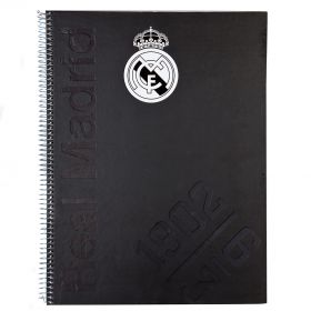 Real Madrid Premium A4 Note Book