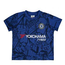 Chelsea 2019-20 Kit T-Shirt