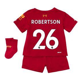 Liverpool Home Baby Kit 2019-20 with Robertson 26 printing