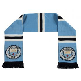 Manchester City 47 Shader Scarf - Sky