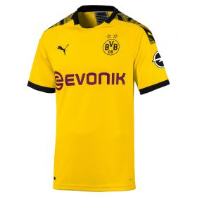 BVB Authentic Home Shirt 2019-20