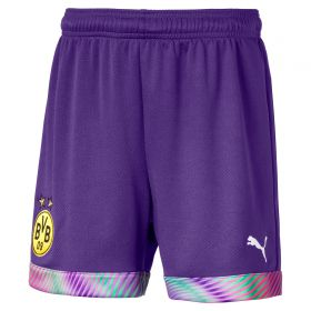 BVB Away Goalkeeper Shorts 2019-20 - Kids