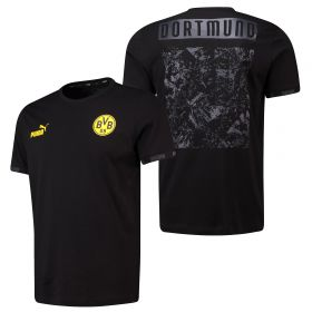 BVB Football Culture - T-Shirt - Black