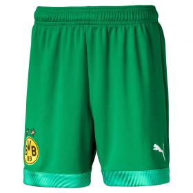 BVB Home Goalkeeper Shorts 2019-20 - Kids