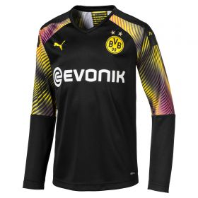 BVB Third Goalkeeper Shirt 2019-20 - Long Sleeve - Kids