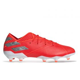 adidas Nemeziz 19.1 Firm Ground Football Boots - Red