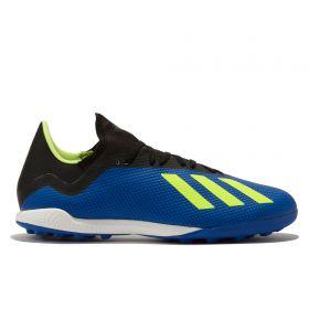 adidas X Tango 18.3 Astroturf Trainers - Blue