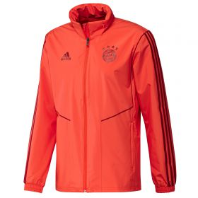Bayern Munich All Weather Jacket - Red