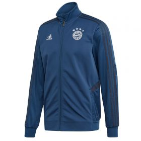Bayern Munich Training Jacket - Navy