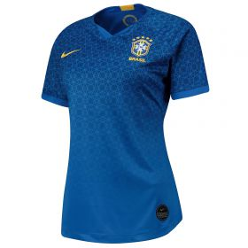 Brazil Away Stadium Shirt 2019-20 - Women's