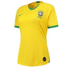 Brazil Home Stadium Shirt 2019-20 - Women's