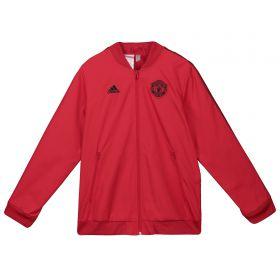 Manchester United Anthem Jacket - Red - Kids