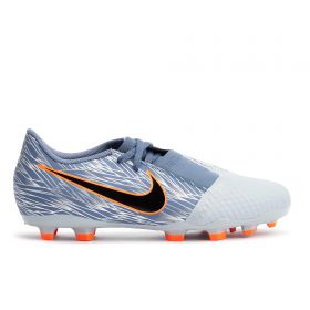 Nike Phantom Venom Academy Firm Ground Football Boots - Grey - Kids