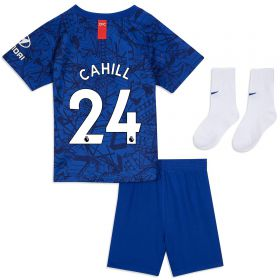 Chelsea Home Stadium Kit 2019-20 - Infants with Cahill 24 printing