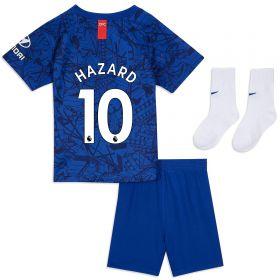 Chelsea Home Stadium Kit 2019-20 - Infants with Hazard 10 printing