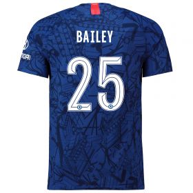 Chelsea Home Cup Vapor Match Shirt 2019-20 with Bailey 25 printing