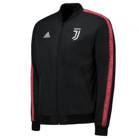 Juventus Anthem Jacket - Black