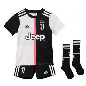 Juventus Home Mini Kit 2019-20