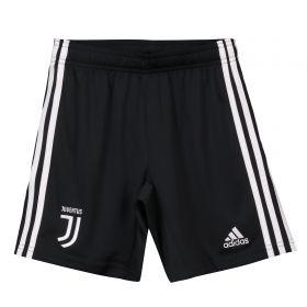 Juventus Home Shorts 2019-20- Kids