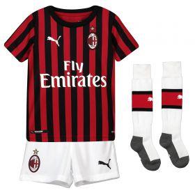 AC Milan Home Mini Kit 2019-20