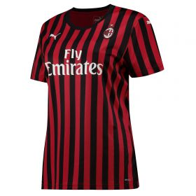 AC Milan Home Shirt 2019-20 - Womens