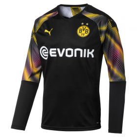 BVB Third Goalkeeper Shirt 2019-20 - Long Sleeve