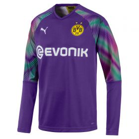 BVB Away Goalkeeper Shirt 2019-20 - Long Sleeve