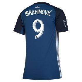 LA Galaxy Secondary Shirt 2019 - Womens with Ibrahimovic 9 printing