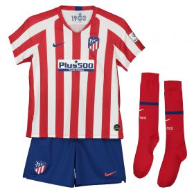 Atlético de Madrid Home Stadium Kit 2019-20 - Little Kids