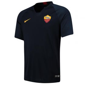 AS Roma Strike Training Top - Navy