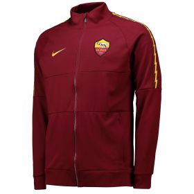AS Roma I96 Track Jacket - Red