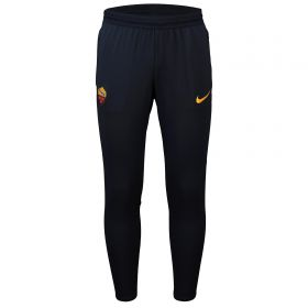 AS Roma Strike Training Pants - Navy