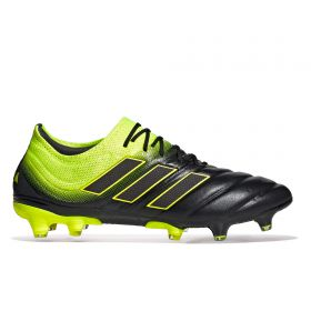 adidas Copa 19.1 Firm Ground Football Boots - Black
