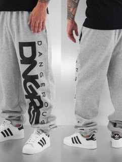 Мъжко долнище Dangerous DNGRS / Sweat Pant Classic in grey
