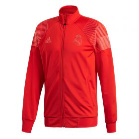 Real Madrid Track Top - Red