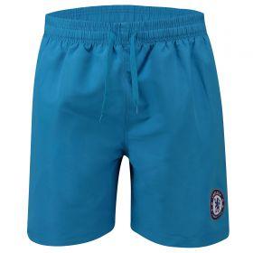 Chelsea Swimshort - Blue - Mens