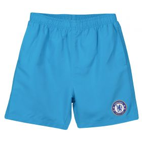 Chelsea Swimshort - Blue - Older Boys