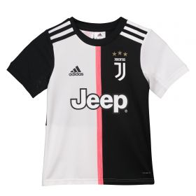Juventus Home Shirt 2019-20 - Kids with Ronaldo 7 printing