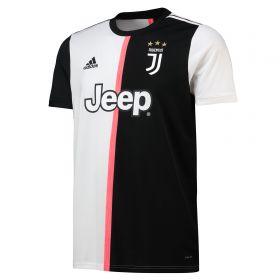 Juventus Home Shirt 2019-20 with Ronaldo 7 printing