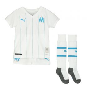Olympique de Marseille Home Mini Kit 2019-20
