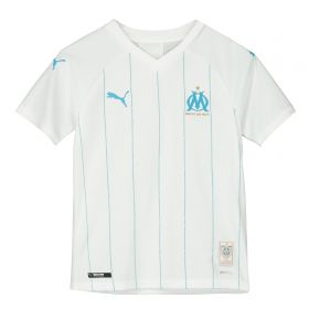 Olympique de Marseille Home Shirt 2019-20 - Kids